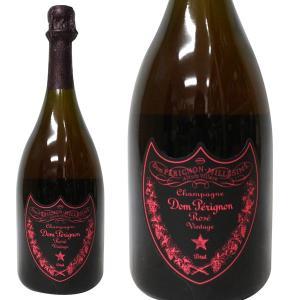 ドン ペリニヨン ロゼ ルミナス 2004年 750ml 正規品・箱なし(シャンパン)|paz-work