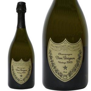 ドン ペリニヨン 2003年 750ml 並行品・箱なし(シャンパン)|paz-work