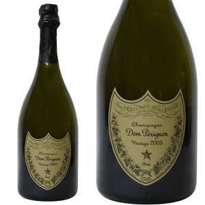ドンペリニヨン [2005年] 750ml 正規品・箱なし(シャンパン)|paz-work