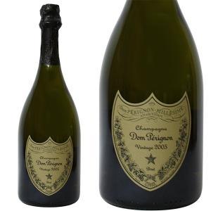ドン ペリニヨン 2005年 750ml 並行品・箱なし(シャンパン)|paz-work