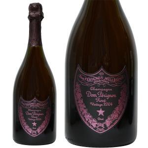 ドンペリニヨン ロゼ [2004年] 750ml 正規品・箱なし(シャンパン)|paz-work