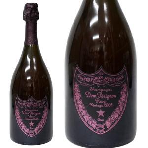 ドンペリニヨン ロゼ[2005年]750ml 正規品・箱なし(シャンパン)|paz-work
