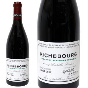 リシュブール DRC 2011年 750ml 正規品・箱なし(赤ワイン・フランス) ※代引き不可|paz-work