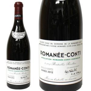 ロマネコンティ DRC [2012年] 750ml 正規品・箱なし(赤ワイン・フランス)|paz-work