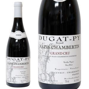 マジ シャンベルタン 2009年 ベルナール デュガ=ピィ 750ml 箱なし(赤ワイン・フランス)|paz-work