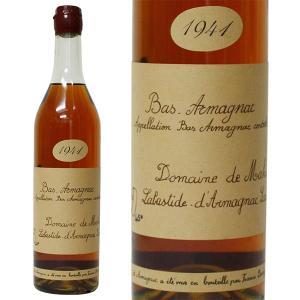 フランシス ダローズ ドメーヌ ド マウ 1941年 700ml 並行品・箱なし 古酒(ブランデー・フランス)|paz-work