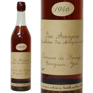 フランシス ダローズ ドメーヌ ド ボネフィン 1946年 700ml 並行品・箱なし 古酒(ブランデー・フランス)|paz-work