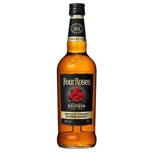 フォアローゼス ブラック 700ml 40% 正規品・箱なし(ウイスキー・バーボン)|paz-work
