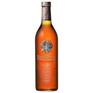 フォアローゼス プラチナ 750ml 43% 正規品・箱なし(ウイスキー・バーボン)|paz-work
