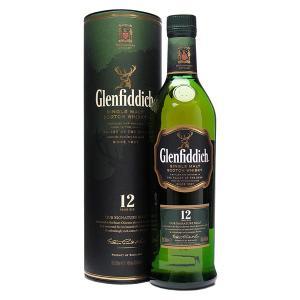グレンフィディック 12年 700ml 40% 正規品・箱付き(ウイスキー)|paz-work