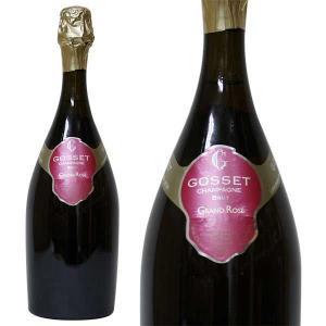 ゴッセ グラン ロゼ ブリュット 750ml 正規品・箱なし(シャンパン)|paz-work