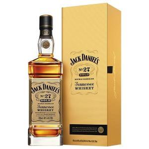 ジャックダニエル ゴールド No.27 700ml 40% 正規品・箱付き(ウイスキー・バーボンテネシー)|paz-work