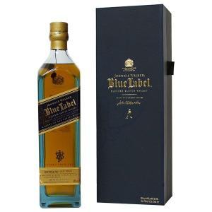 ジョニー ウォーカー ブルーラベル 750ml 40% 正規品・箱付き(ウイスキー)|paz-work