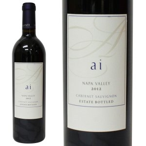 ケンゾー エステート 藍 ai [2012年] 750ml 正規品・箱なし(赤ワイン・アメリカ)|paz-work