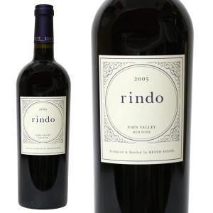 [ファースト・ビンンテージ]ケンゾー エステート 紫鈴 rindo 2005年 750ml 正規品・箱なし(赤ワイン・アメリカ)|paz-work