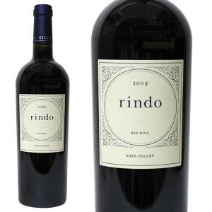 ケンゾー エステート 紫鈴 rindo [2009年] 750ml 正規品・箱なし(赤ワイン・アメリカ)|paz-work