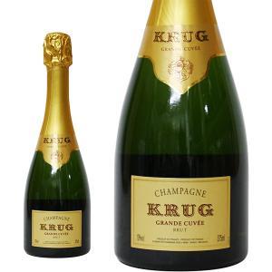 クリュッグ グラン キュヴェ ブリュット 375ml 正規品・箱なし(シャンパン)|paz-work