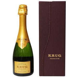 クリュッグ グラン キュヴェ ブリュット ハーフサイズ 375ml 正規品・箱付き(シャンパン)|paz-work