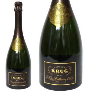 クリュッグ コレクション 1989 750ml 正規品・箱なし(シャンパン)|paz-work