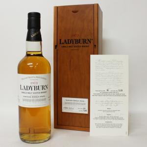 レディバーン [1973-2000年] シングルカスク 700ml 50.4% 並行品・箱付き(ウイスキー)|paz-work