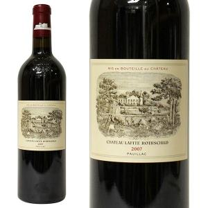 シャトー ラフィット ロートシルト[2007年]750ml 箱なし(赤ワイン・フランス)|paz-work