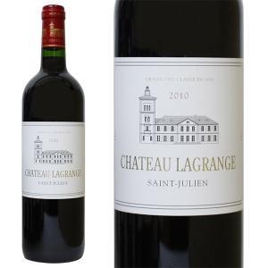シャトー ラグランジュ 2010年 750ml 箱なし(赤ワイン・フランス)|paz-work