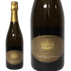 ラルマンディエ ベルニエ ヴィエイユ ヴィーニュ ド クラマン グラン クリュ エクストラ ブリュット 2006 750ml 並行品・箱なし(シャンパン)|paz-work