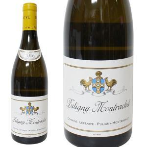 ピュリニー・モンラッシェ [2016年] ドメーヌ ルフレーヴ 750ml 箱なし(白ワイン・フランス)|paz-work