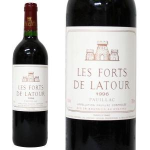 レ フォール ド ラトゥール 1996年 750ml 箱なし(赤ワイン・フランス)|paz-work