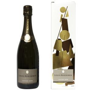 ルイ ロデレール ブリュット ヴィンテージ 2008年 750ml 正規品・箱付き(シャンパン)|paz-work