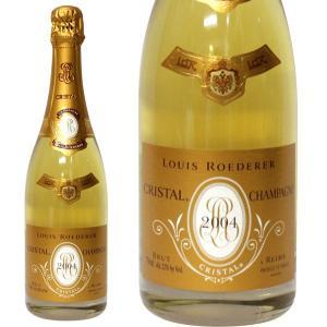 ルイ ロデレール クリスタル 2004年 750ml 正規品・箱なし(シャンパン)|paz-work