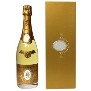 ルイ ロデレール クリスタル 2005年 750ml 正規品・箱付き(シャンパン)|paz-work
