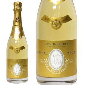 ルイ ロデレール クリスタル 2009年 750ml 正規品・箱なし(シャンパン)|paz-work