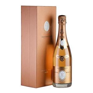 ルイ ロデレール クリスタル ロゼ 2009年 750ml 正規品・箱付き(シャンパン)|paz-work