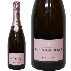 ルイ ロデレール ヴィンテージ ロゼ 2009年 750ml 並行品・箱なし(シャンパン)|paz-work