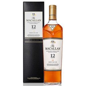 マッカラン 12年 シェリーオーク カスク 700ml 40% 正規品・箱付き(ウイスキー)|paz-work