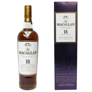マッカラン 18年 1997年 700ml 40% 正規品・箱付き(ウイスキー)|paz-work