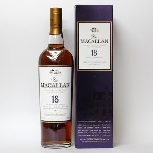 マッカラン 18年 [2016年] 700ml 40% 正規品・箱付き(ウイスキー)|paz-work