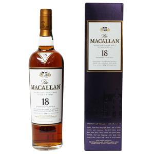 マッカラン 18年 [1996年] 700ml 40% 正規品・箱付き(ウイスキー)|paz-work