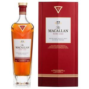 マッカラン レアカスク 700ml 43% 正規品・BOX付(ウイスキー)|paz-work