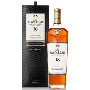 マッカラン 18年 [2018年 700ml 43% 正規品・箱付き(ウイスキー)|paz-work
