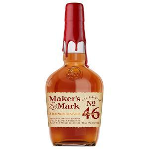 メーカーズ マーク 46 750ml 47% 正規品・箱なし(ウイスキー・バーボン)|paz-work