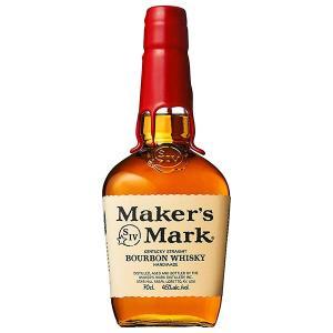 メーカーズ マーク レッドトップ 750ml 45% 正規品・箱なし(ウイスキー・バーボン)|paz-work