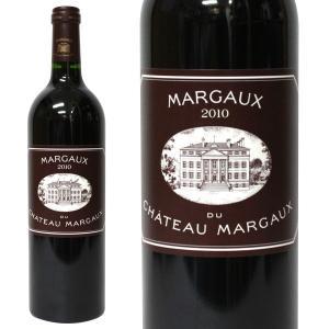 マルゴー デュ シャトー マルゴー [2010年] 750ml 箱なし(赤ワイン・フランス)|paz-work