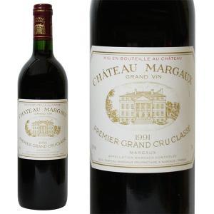 シャトー マルゴー[1991年]750ml 箱なし(赤ワイン・フランス)|paz-work