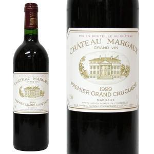 シャトー マルゴー [1999年] 750ml 箱なし(赤ワイン・フランス)|paz-work