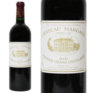 シャトー マルゴー [2000年] 750ml 箱なし(赤ワイン・フランス)|paz-work