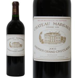 シャトー マルゴー 2003年 750ml 箱なし(赤ワイン・フランス)|paz-work