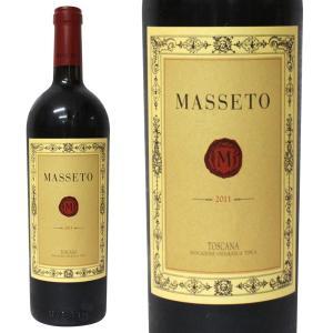 マッセート [2011年] テヌータ デル オルネッライア 750ml 箱なし(赤ワイン・イタリア)|paz-work
