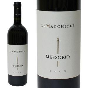 メッソリオ レ マッキオーレ [2005年] 750ml 箱なし(赤ワイン・イタリア)|paz-work